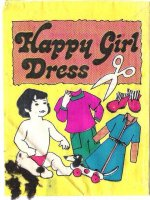 Happy Girl dress, 1988