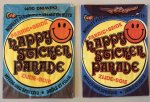 1978 Happy sticker parade