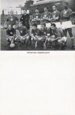 Voetbalploegen 1969/70 Belgie