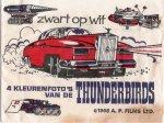 Thunderbirds , 1966 (zwart op wit)