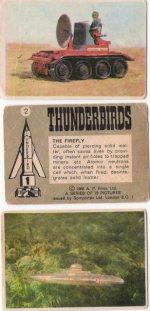 Thunderbirds , gekleurd , 1966