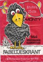 Fabeltjes Krant , groot , 1e en 2e serie , 1968